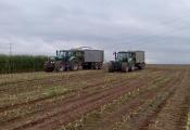 Maistransporte - Agrarservice Fester Marsberg