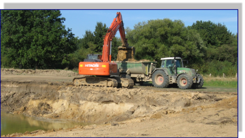 Gewässerbau Afte Leiberg 2012